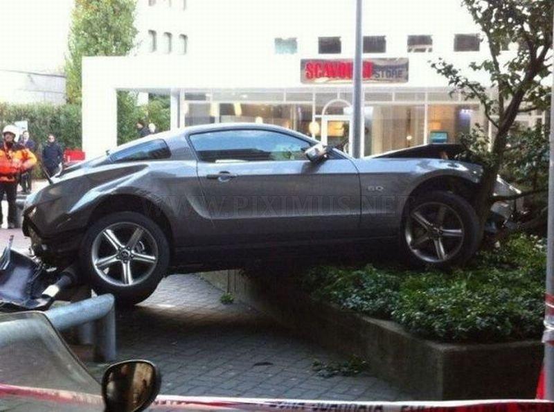 Humdrum Parking Job Fail