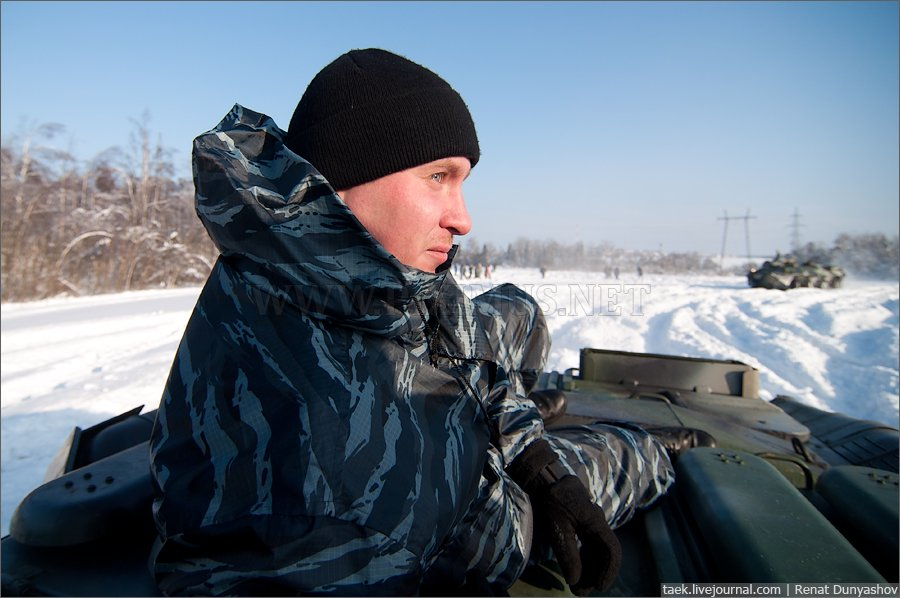 Winter Тeaching - OMON