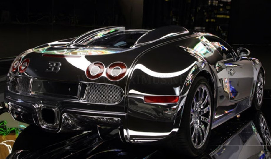 Chromed Cars, part 2