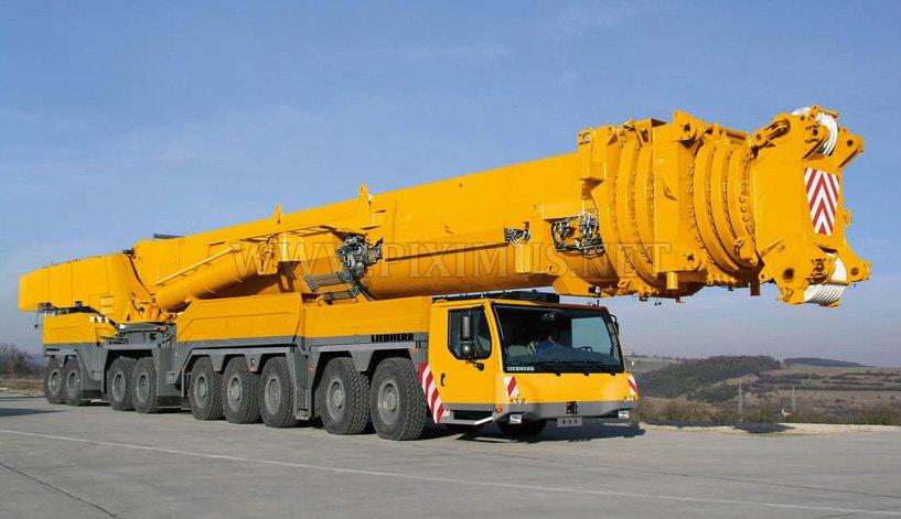 Worlds Biggest Constructions