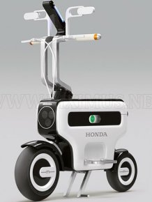 Honda concept - Motor Compo
