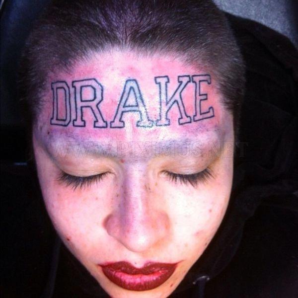 One Crazy Drake Fan