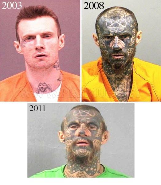 The Best Mugshots Of 2011 , part 2011