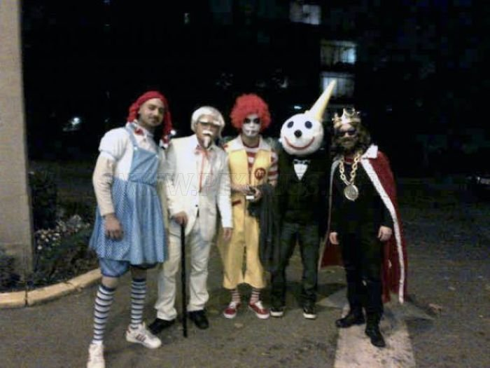 The Best Group Costumes of 2011 , part 2011