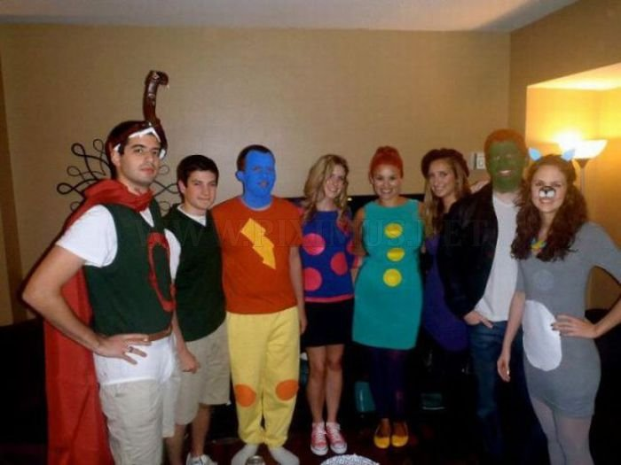 The Best Group Costumes of 2011  part 2011  sc 1 st  PIXIMUS & The Best Group Costumes of 2011  part 2011 | Others