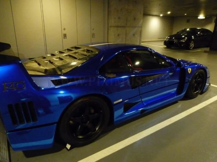 Largest Secret Supercar Collection  in Japan