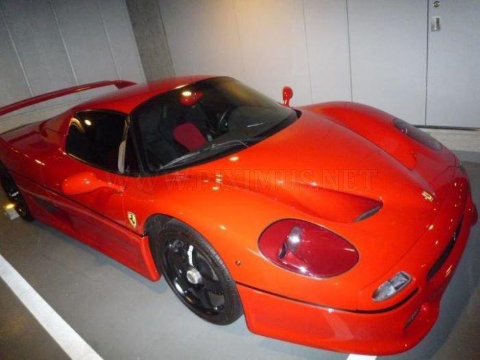 Largest Secret Supercar Collection  in Japan