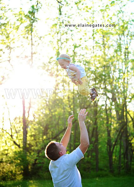 People Tossing Babies