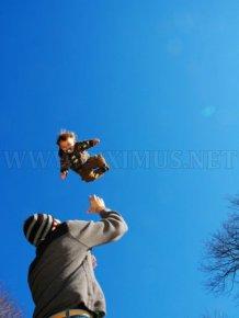People Tossing Babies