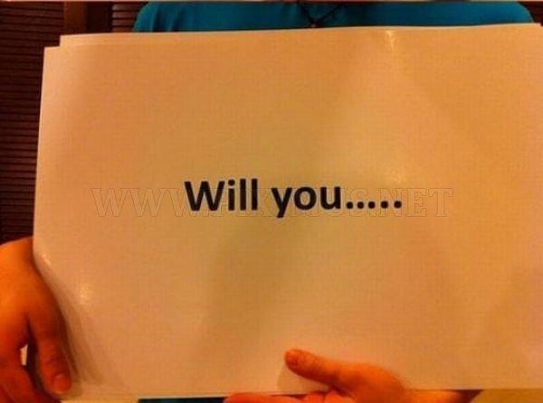 Meme Marriage Proposal
