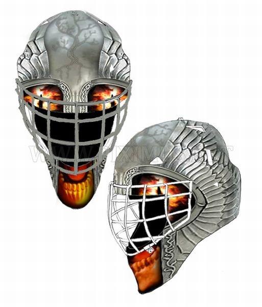 Hockey's Most Badass Goalie Masks