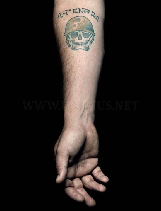 US Military Tattoos
