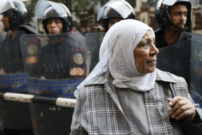 Protests in Egypt