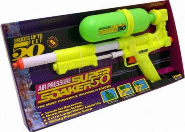 Christmas Dream Presents of the Kids from the 90's
