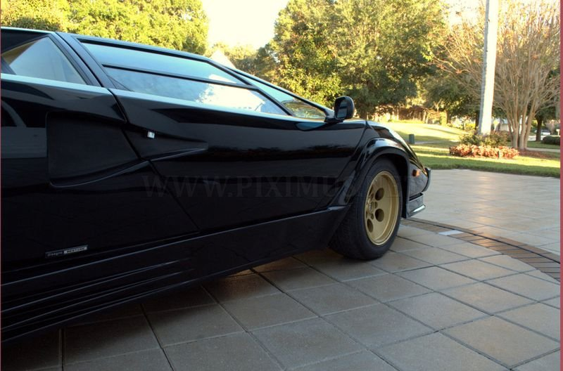 lamborghini countach qv 5000 on 1979 miles vehicles. Black Bedroom Furniture Sets. Home Design Ideas
