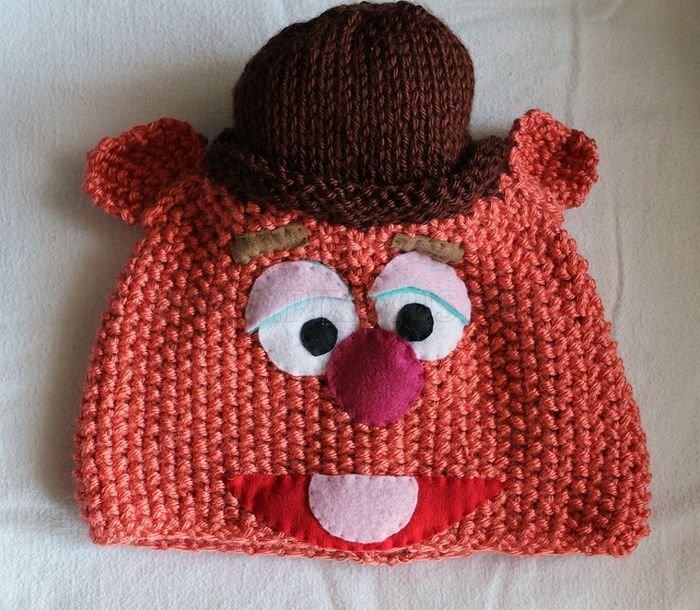 Hilarious Handmade Muppets Hats