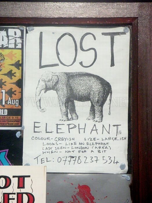 The Best of Lost And Found Signs, part 2