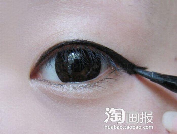 Makeup Makes a Girl Look Much Prettier