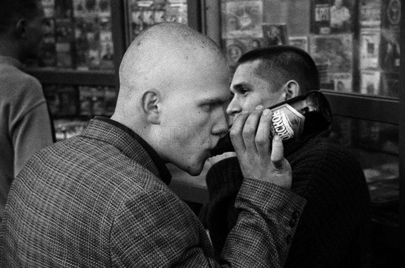 Gopniks - Russian tough guys