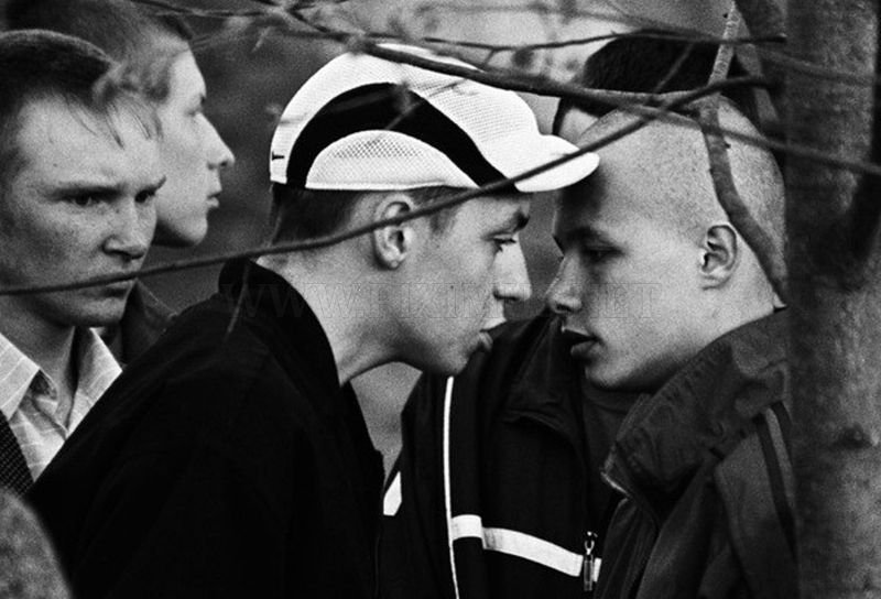 Gopniks - Russian tough guys