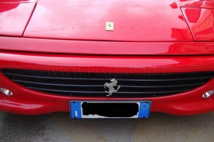 Pontiac into Ferrari