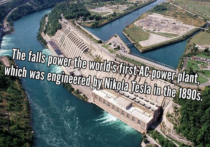 Things You Probably Didn't Know About Niagara Falls