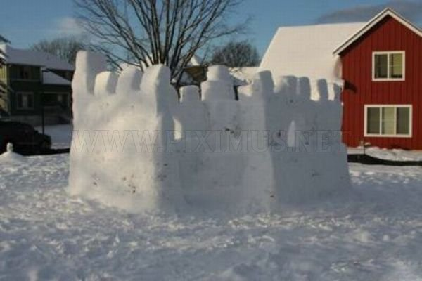 Great Snow Forts