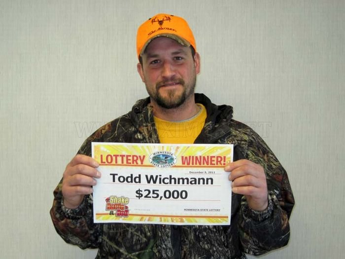 Minnesota State Lottery Winners