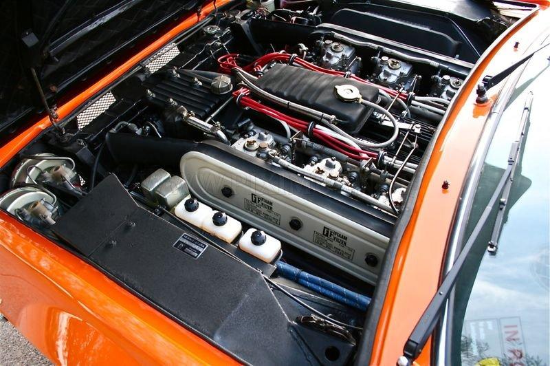 1973 Lamborghini Jarama Gts Vehicles