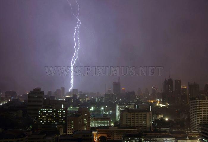 Amazing Photos of Lightnings