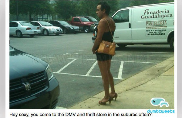 Hilarious WTF Photos from Twitter