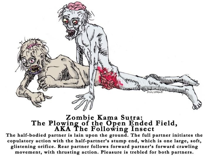Zombie Kama Sutra