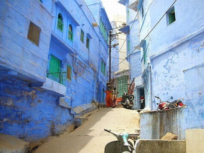 Blue City Jodhpur