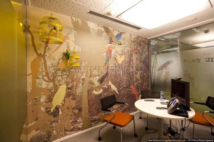 Google office in Moscow