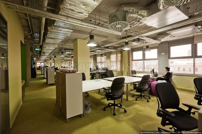 google office moscow work space google office in moscow others