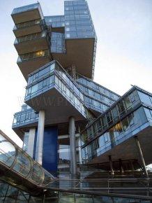 Strange and Fantastic Buildings Architecture