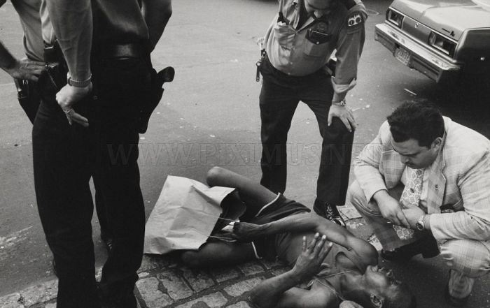 New York Cops in the 1970s