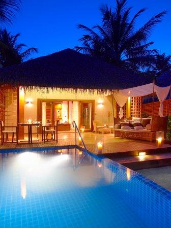 Hotel Baros, Maldives