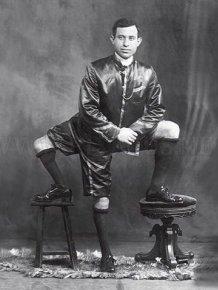 Francesco Lentini, a Man with Three Legs