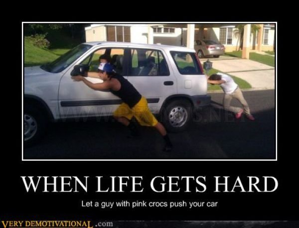 Funny Demotivational Posters , part 27