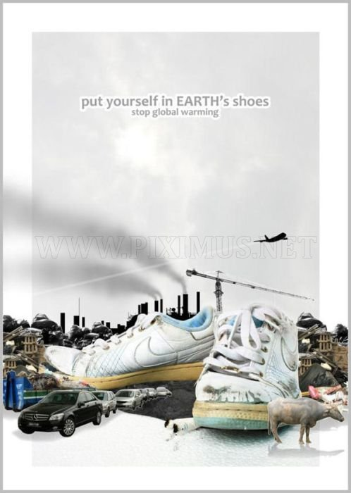 Thought-Provoking Images about Global Warming