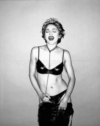 Photo of Young Madonna