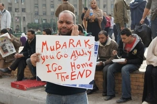 The Best Egypt Protest Signs