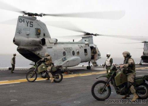 Military Bikes