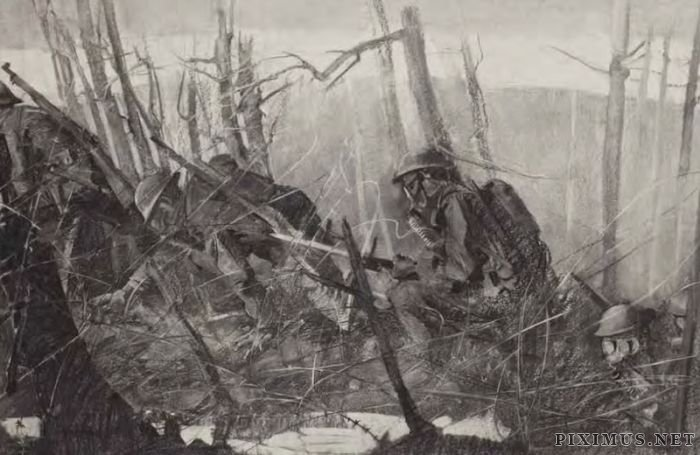 War Drawings By US Soldiers Art