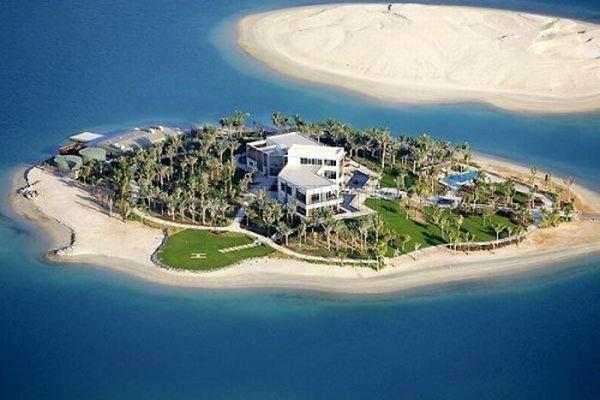 Schumacher's Island