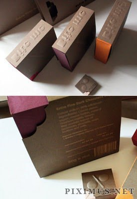 Awesome Chocolate Packaging Designs