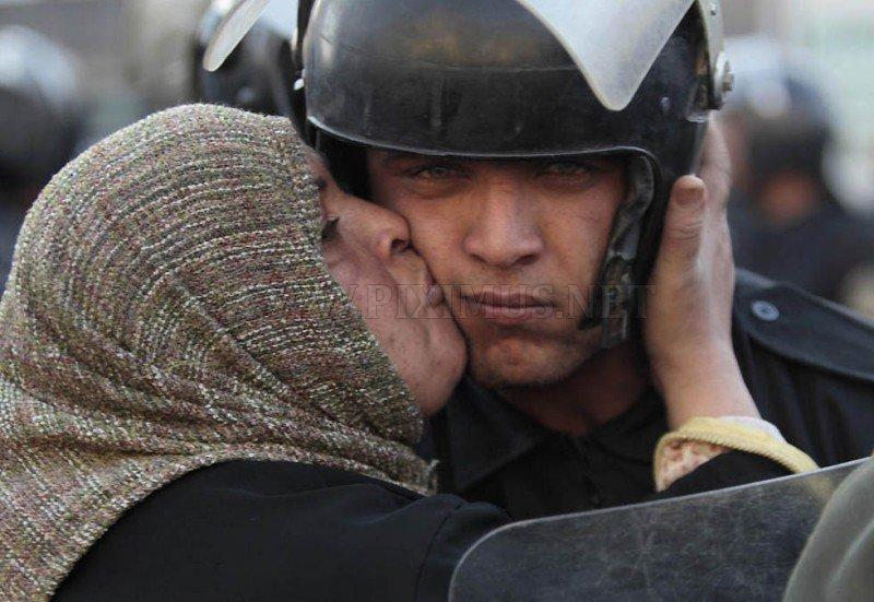 Revolution in Egypt