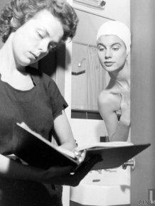 Model Agency in 1948