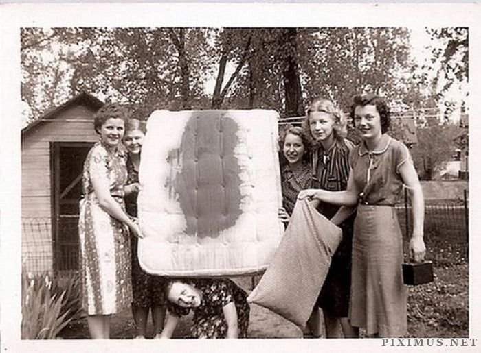 Weird and Funny Retro Photos, part 6
